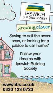 Sponsored by Ipswich Building Society