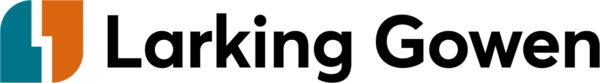 The logo for Larking Gowen.