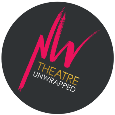 Theatre Unwrapped Podcast logo