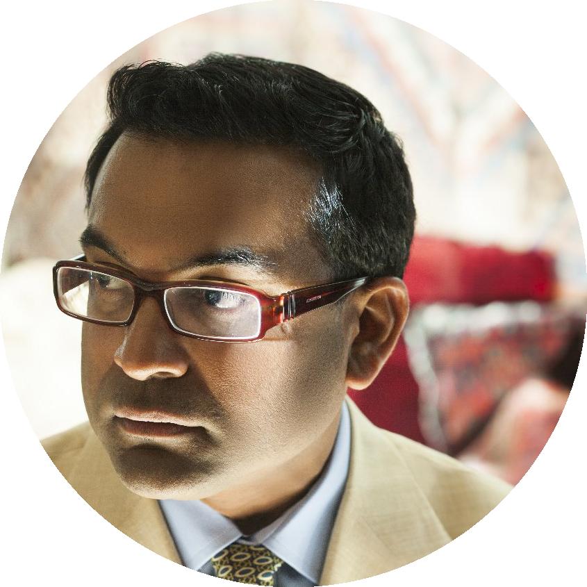Dr Raj Persuad thumbnail