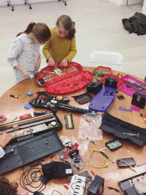Electronic Music Making