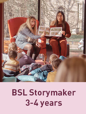 BSL Storymaker 3-4 years