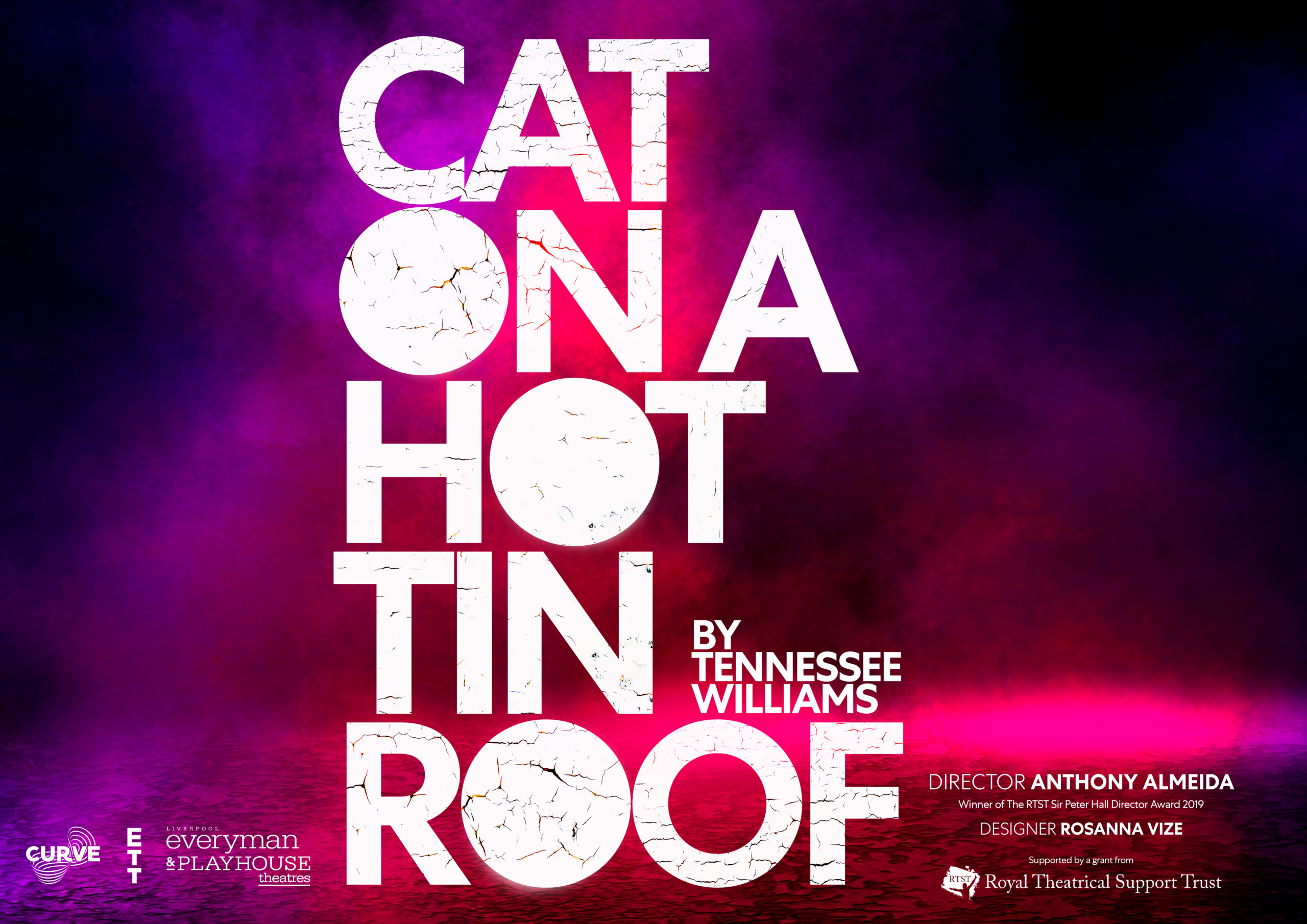 'Cat on a Hot Tin Roof'